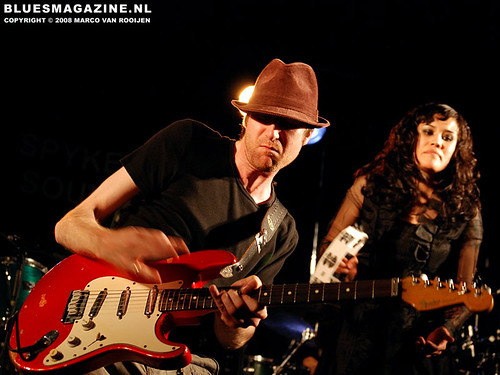 The Hand Me Downs @ Rockin' The Blues Duiven (NL)