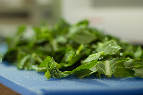 chopped greens (by bookgrl)