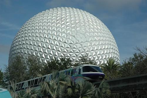 Spaceship Earth EPCOT