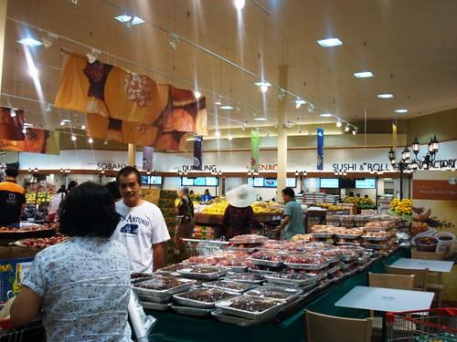 Super H Mart Food Court by kshilcutt.