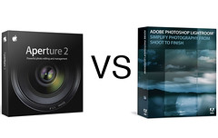 Aperture vs Lightroom and Business Model Scalability (1/3)
