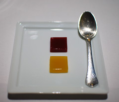 Orange and Beetroot Jelly