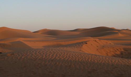Sahara Desert by