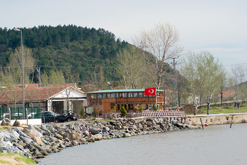 riva river, istanbul, pentax k10d
