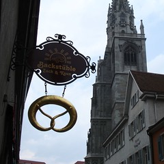 Konstanz7_Münster & Brezel