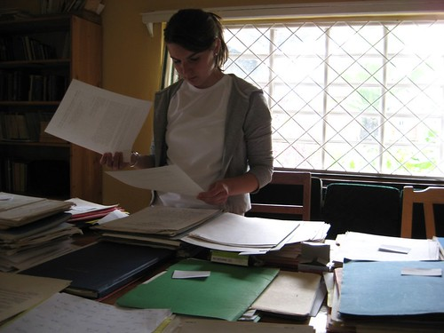 Clare sorting through years of MGVP gossip