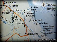 Mersing Geography