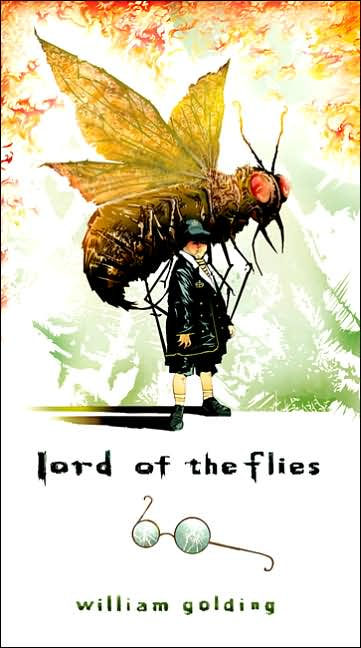 Capa de Lord of the Flies