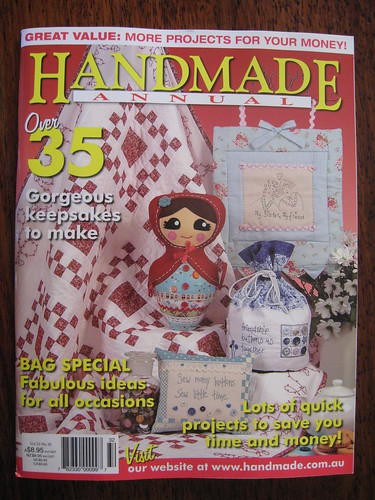 Handmade Annual by you.