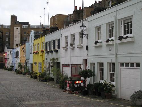 Mews, London