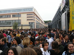 Pisa - Assemblea di Ateneo del 15.10.2008 (foto di Marco|uneM)