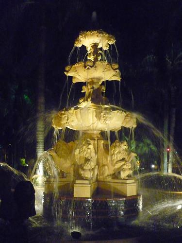 Fountain, Ritz-Carlton, San Juan