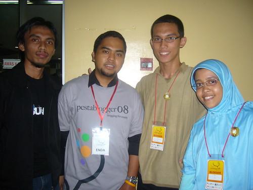 Suasana PB2008