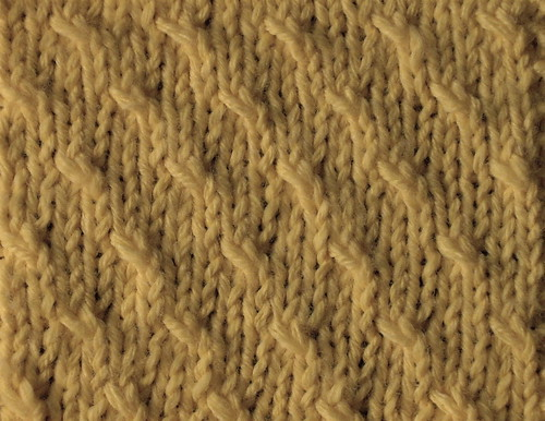 Spot-Pattern Twist