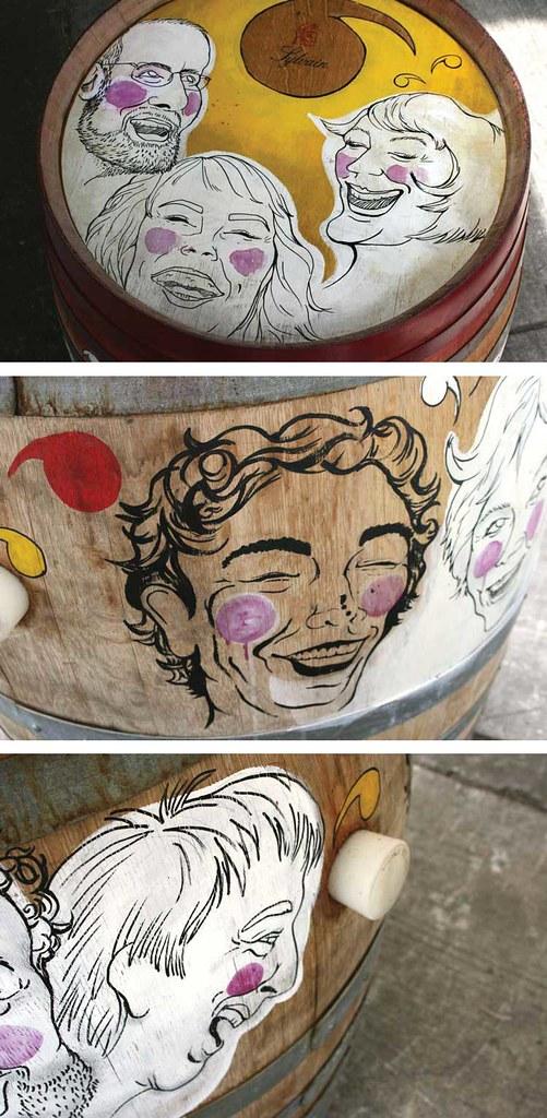 barrel tri