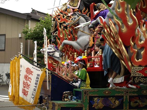 2008年 八戸三社大祭 お通り 20
