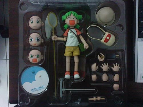 Yotsuba @ Summer Vacation Set