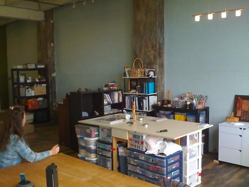 karen's workspace