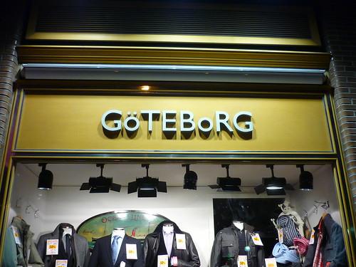 A Swedish shop in Zaragoza??