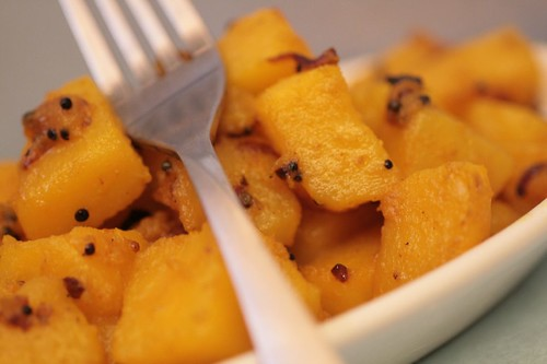 Rutabaga cooked
