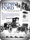 Publicidad para revista del Ford T.