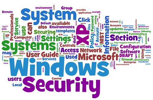 NIST Guide To Securing Microsoft Windows XP Systems For IT Professionals (Draft)