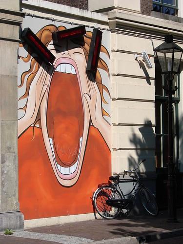 Orange Scream