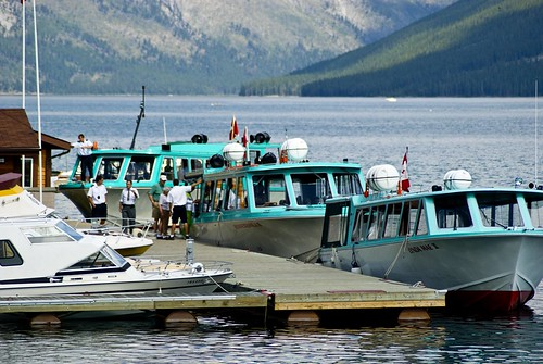turquoise boats