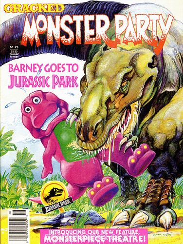 Monster Party 21