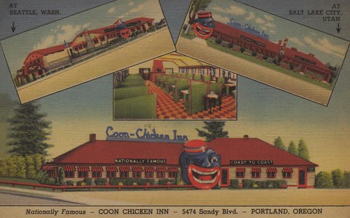 Coon Chicken Inn - Portland, Oregon