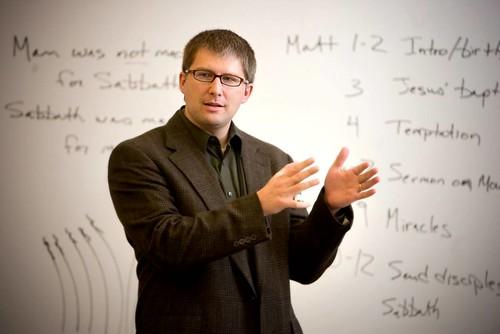 Craig Teaching