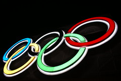 Olympic Rings by JL08