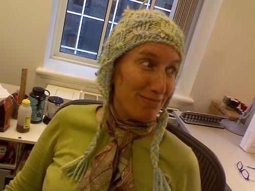 Emily's hat 2