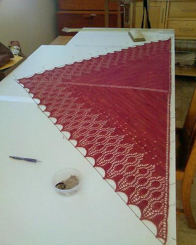 seraphim shawl