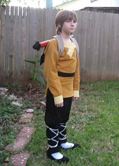 Ryoga from Ranma 1/2, Halloween 2008