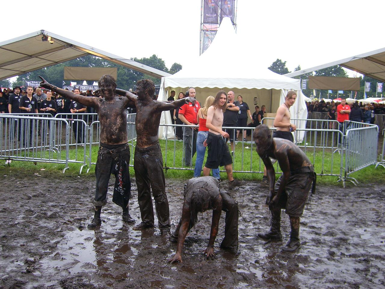 Mud People of Wacken