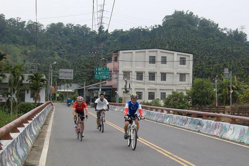 Cycling on Sunday