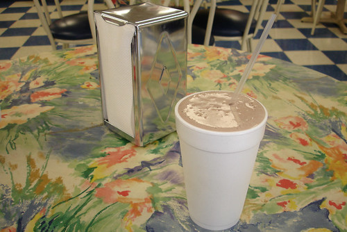 Person Street Pharmacy Raleigh Milkshake