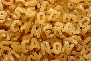 Alphabet Soup & Wordsearch