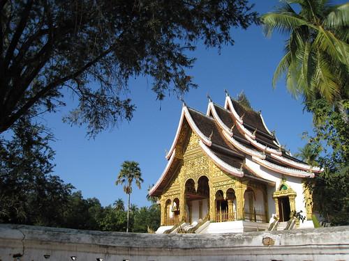 Wat Ho Pha Bang, Luang Prabang
