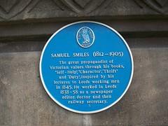 Samuel Smiles 1812 -1905 - Leeds Civic Trust P...
