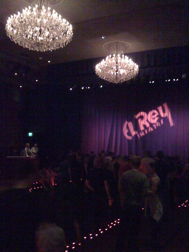 The El Rey is awesome