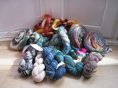 yarn & fiber-12 from Sock Summit