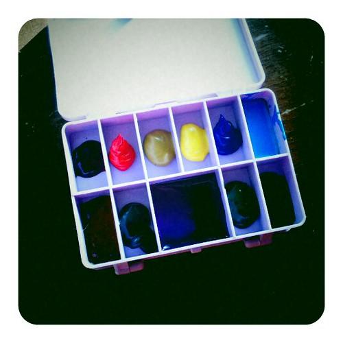 Traveling Watercolor Kit