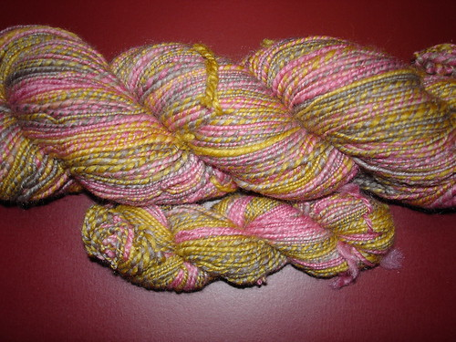 Fall Leaves Handspun