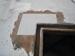 Fiberglass Repair - Topside
