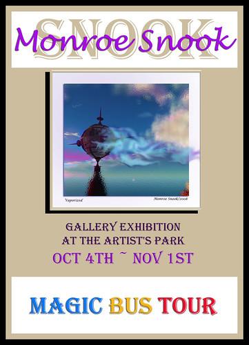 Monroe Snook Exhibition