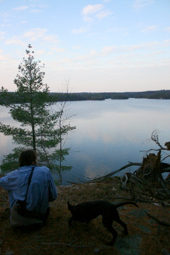 Hiking Frontenac Provincial Park
