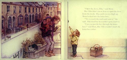 Shirley Hughes illustration