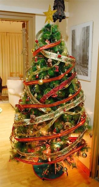 Árbol Navidad 2008
